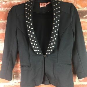 Juicy couture blazer size small